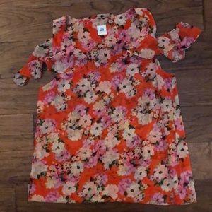 Cabi lush blouse